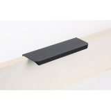 Ручка -торцевая 06R, L-96/116мм, черная