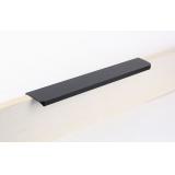 Ручка -торцевая 06R, L-256/276мм, черная