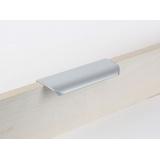 Ручка -торцевая 02, L-96/116мм, алюминий
