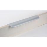 Ручка -торцевая 02, L-256/276мм, алюминий