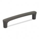 Ручка дверная 318/128мм золото