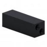 Коннектор 1 (черный) LK1-10