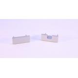 Заглушка для накл.профиляPZ-3201К комплект