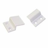 Крепление для москитной сетки (комп.-4шт) АBS белый