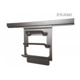 SRK523/TFL Полка для хранения крышек и сковород ,Тефлон