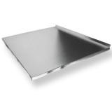 Поддон алюминиевый М600 (564х475х95), 0,45мм