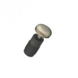 Заглушка для рейлинга плоская БРОНЗА , LS2815.ВА (1/100шт)