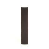 Заглушка для кух.цоколя 150мм Черный
