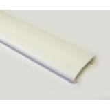 Профиль С16  L-2,8м жесткий БЕЛЫЙ  (50,100шт)