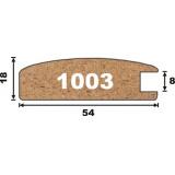 AGT профиль 1003 (темная вишня 210)