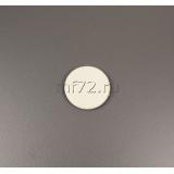 Заглушка для отверстий d35мм, серый шёлк