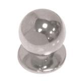 RC006 ручка-кнопка хром